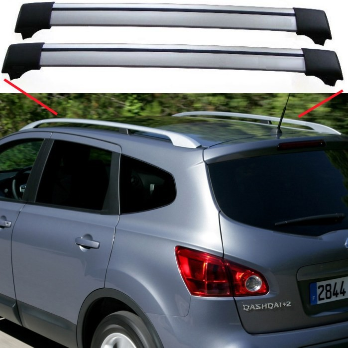 skoda fabia mk2 5j 2009 estate break aero cross bars set aluminium spoiler. Black Bedroom Furniture Sets. Home Design Ideas