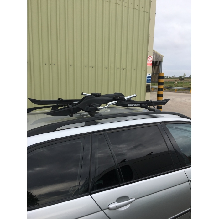 Toyota Avensis Mk2 T25 Estate Whispbar Roof Rack Cross