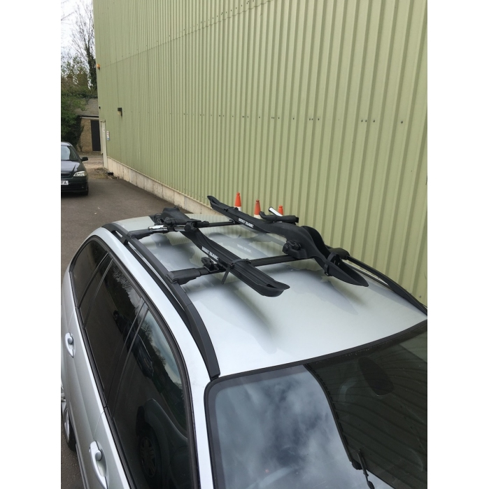 Toyota Avensis Mk3 T27 Estate Whispbar Roof Rack Cross