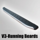 AUDI Q3 ALUMINIUM STYLING RUNNING BOARDS SET