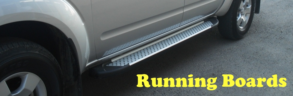 Running Boards OEM Style